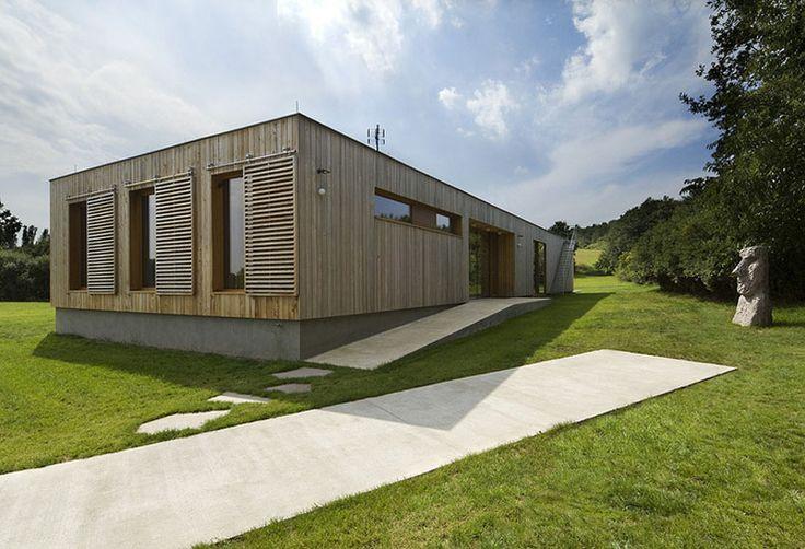 Dům v souladu s přírodou | Bydlení IQ