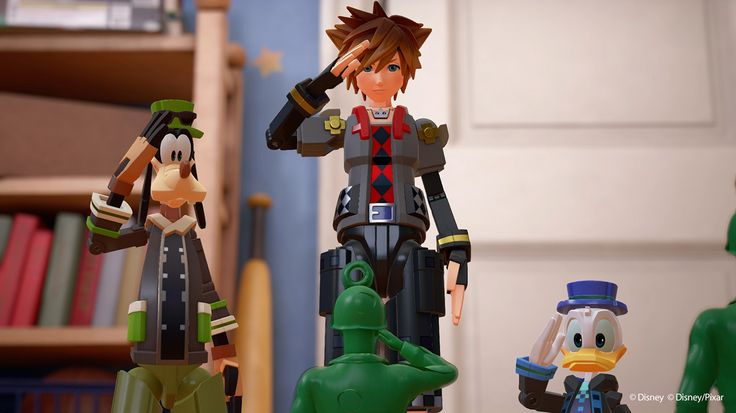 Tetsuya Nomura says a Nintendo Switch version of Kingdom Hearts III is possible after the PS4 and Xbox One versions - Kingdom Hearts News - KH13.com - KH13.com, for Kingdom Hearts