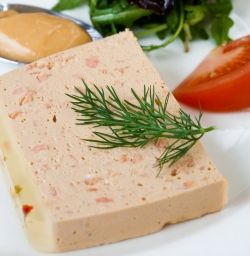 An Easy Salmon Mousse