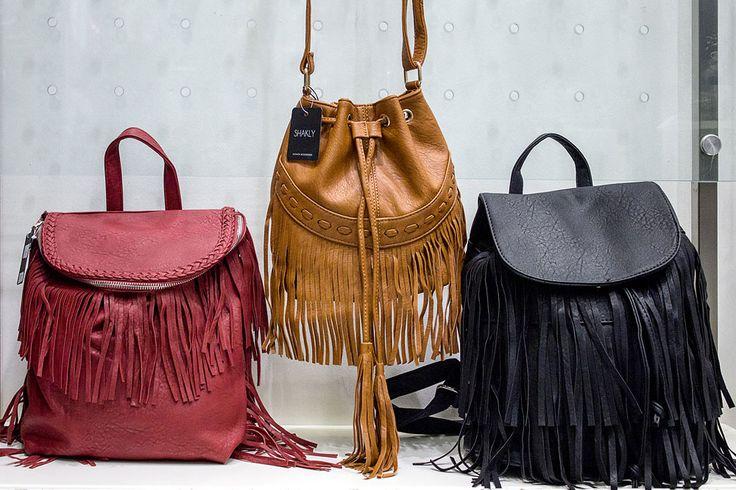Movimenti di frange #borse #bags #woman