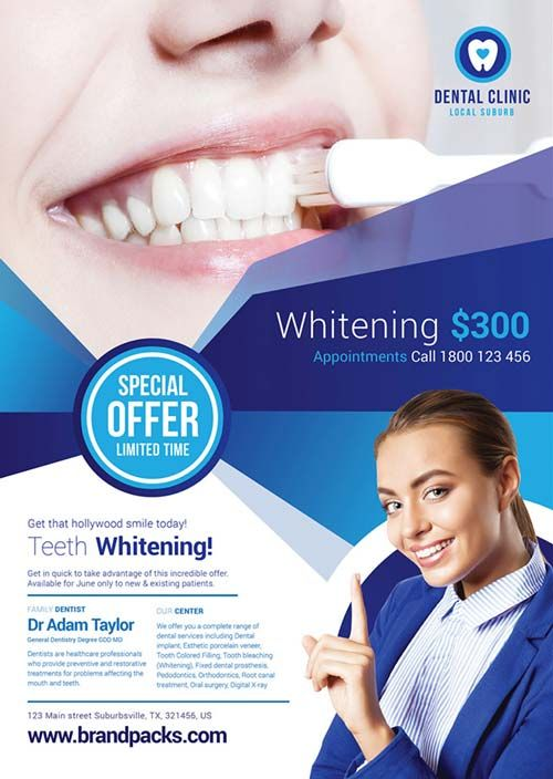 dental advertising posters