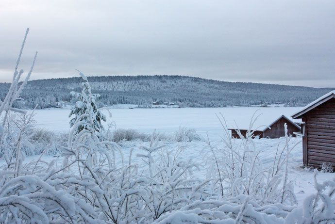Things to do in Kiruna, Sweden, during the winter.