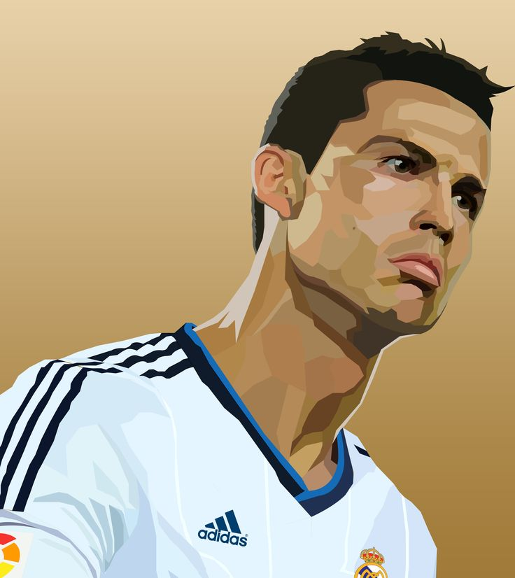 Ronaldo Graphic art