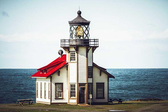 Lighthouse Nautical Bathroom Accessories: 25+ Best Ideas About Lighthouse Bathroom On Pinterest