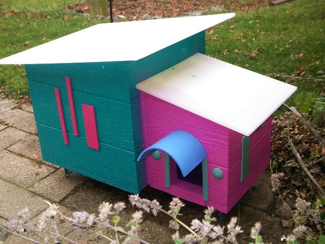 73 best Outdoor Shelter Ideas for Feral & Stray Community Cats ... Feral Cat Home Designs on fast cat home, dog cat home, mountain lion home, stray cat home, lizard home, squirrel home, pig cat home, pet cat home, cat lady home, chipmunk home, ferret home, duck home,