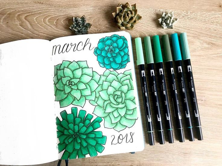 March is here! . Pens use