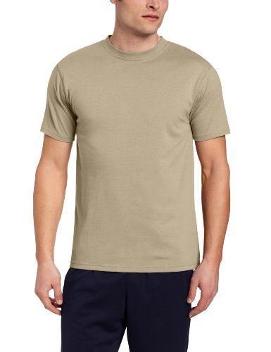ExOfficio Men's BugsAway Chas'R Tee Short Sleeve Shirt,Wet Sand,Medium -