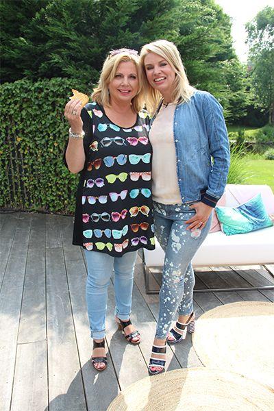Kleding 26 mei | Loretta en Pernille
