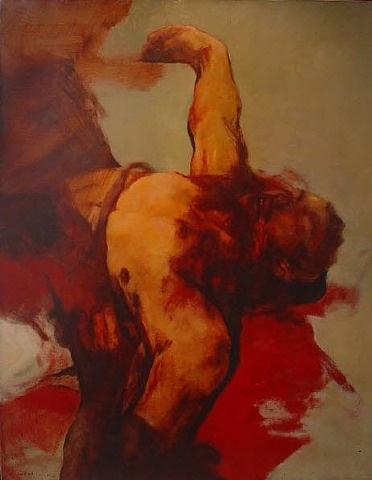 Luis Caballero, Untitled