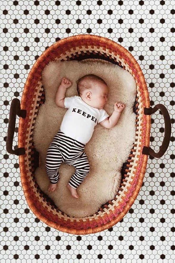Handmade Woven Moses Basket | DesignDua on Etsy