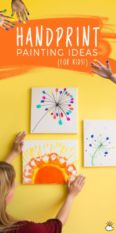 Adorable Kids' Artwork Ideas You'll Actually Want To Hang