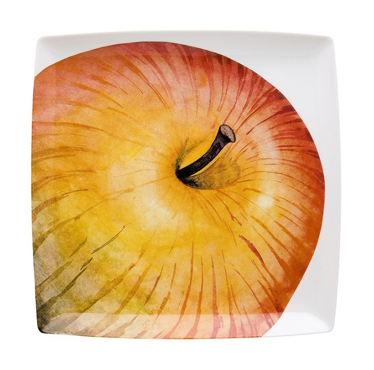 TROPICS - Charger Plate Apple
