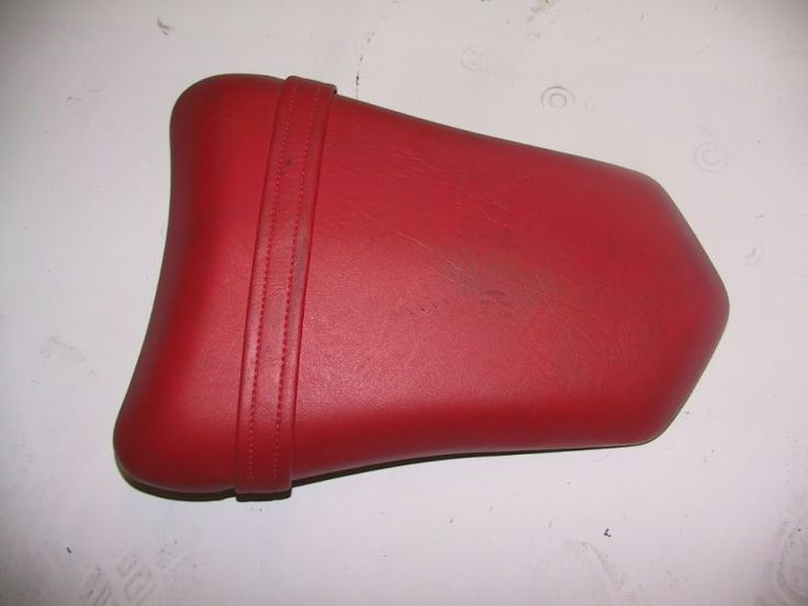 Buddy seat Ducati 749  999. Used part. Normal Use. Normal used part, can be installed without problems