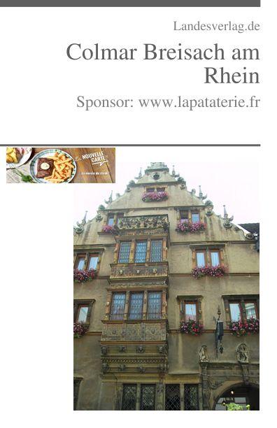 Ebuch: Colmar – Breisach am Rhein Sponsor: www.lapataterie.fr, http://dld.bz/fans2