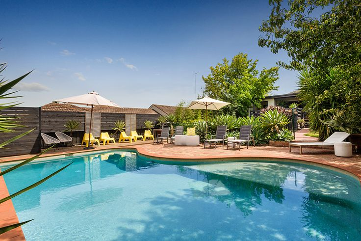 An oasis in the heart of Brunswick West, Victoria, Australia.