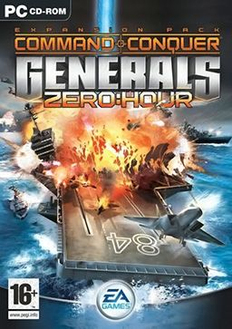 Command & Conquer: Generals – Zero Hour ... Best Game Ever made!