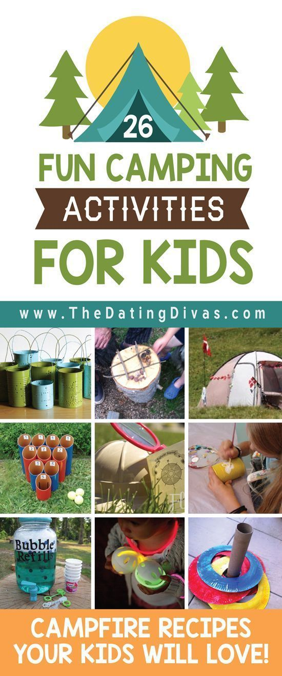 Camping Activities for Kids camping with kids, kids camping #camping #kids
