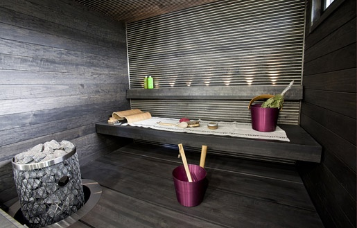 Musta sauna   Black sauna