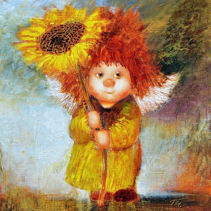 ангелочки нарисованные - Поиск в Google