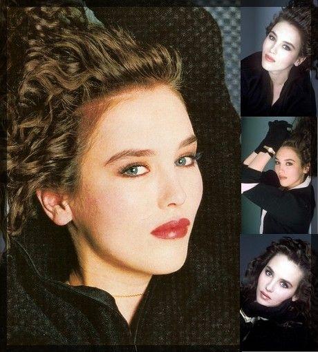 Montage de photos d'Adjani par André Rau en 1986