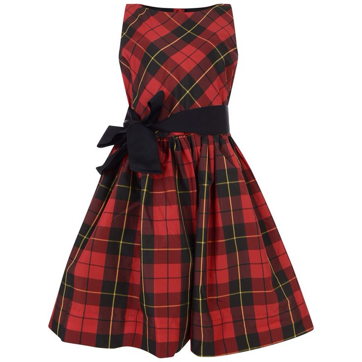 Ralph Lauren plaid Christmas dress | Tartan Fashion | Tablescapes | Dinnerware | China