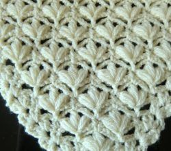 Learn A New Crochet Stitch: Very Easy Crochet Flower Stitch [Video Tutorial]