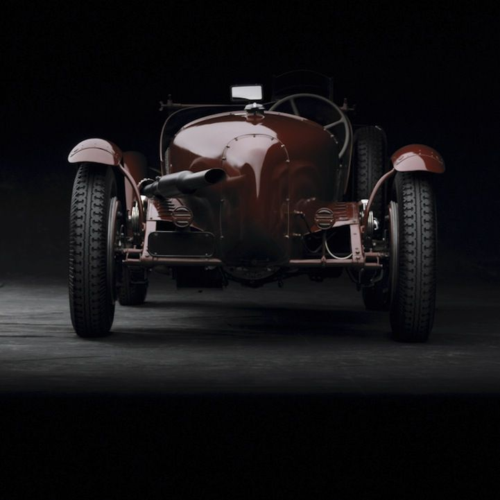 Alfa Romeo 8C 2300, 1931 | Ralph Lauren's Incredible Car Collection
