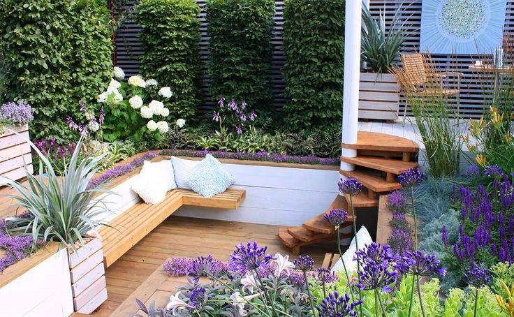Contemporary Garden Designs,Contemporary Garden Style,Finest Contemporary Garden,Modern Contemporary Small Garden Design