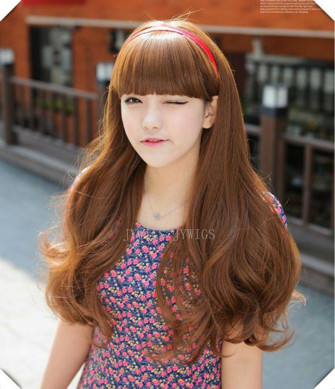 Yellow Blonde Hair Harajuku Anime Pixie Wig Cosplay Long Wavy Heat Resistant Miku Hair  Perucas Yellow Blonde Hair