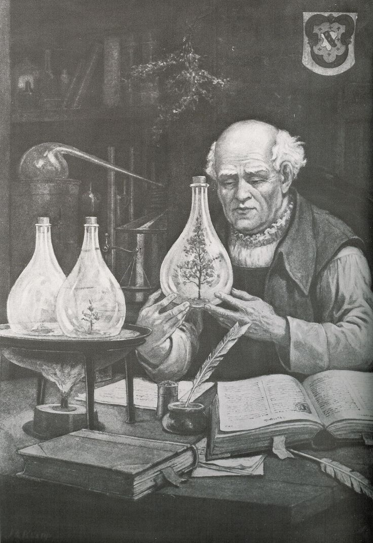PARACELSUS (16th century); Swiss doctor and chemist and advocate of the Doctrine of Signatures