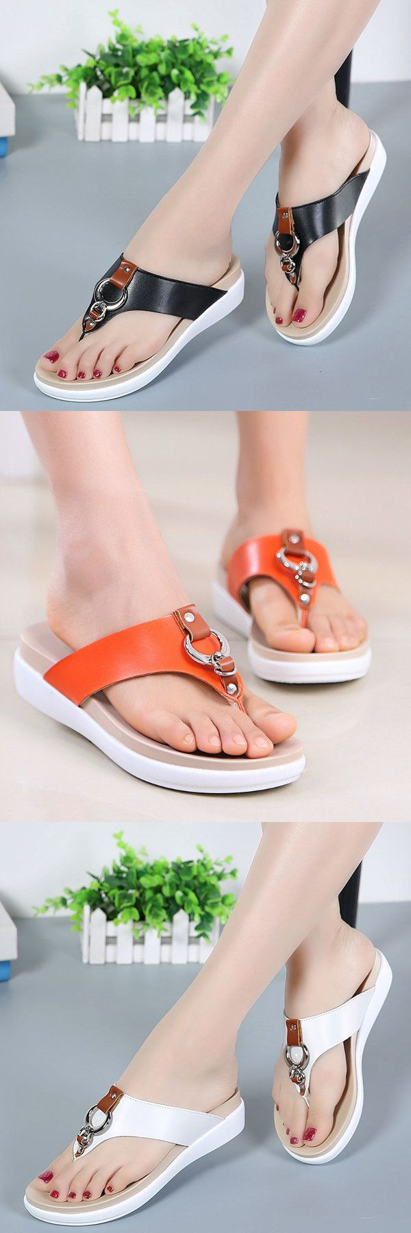 US$19.77 Shoes_Womens Sandals_Black Sandals_Summer Outfits