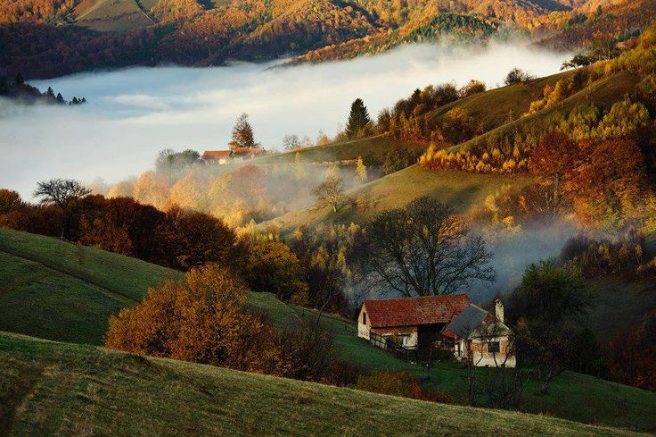 Romanian fall