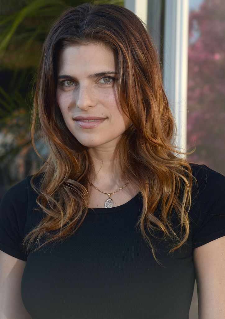 Lake Bell's hair color