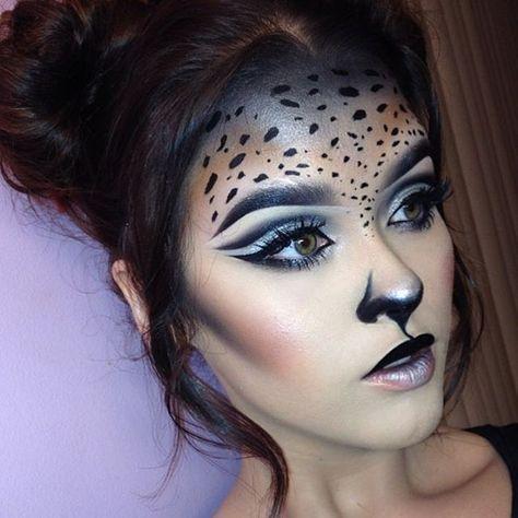 Best 25+ Leopard makeup ideas on Pinterest   Leopard costume, Cat ...