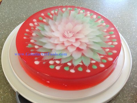 Gelatin Art Recipes for Asian – Gelatin Art Tools