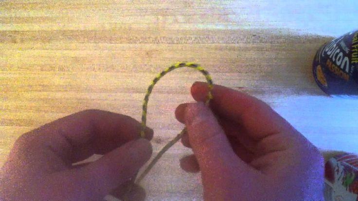 Faire un noeud coulant en huit - Technique pour faire des noeuds