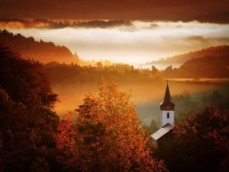 ohh wow awesome landscape: Photographers, Sunday Mornings, God, Color, Autumn, Janowicki Mountain, Beautiful Pictures, Austria, Poland