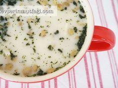 Mercimekli Erişteli Yoğurt Çorbası