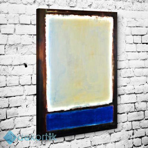 Abstract Waterkant Tablo #soyut_kanvas_tablo