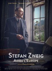 Watch Stefan Zweig: Farewell to Europe (2017) Full Movie Download