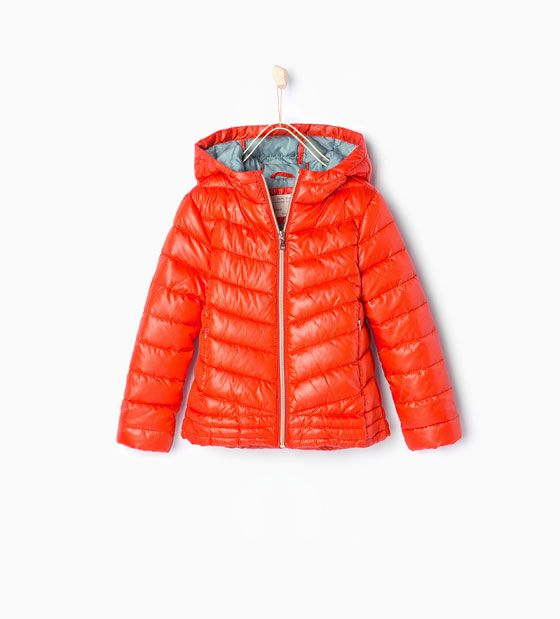 ZARA - PROMOCIJA - Lightweight padded jacket