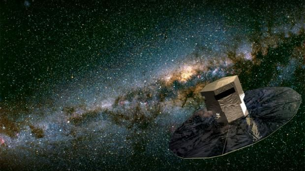 Concluyeron los preparativos de Gaia, el futuro cartógrafo de la Vía Láctea