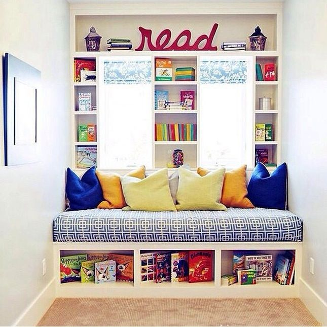Create A Comfortable Reading Nook With These 10 Seating Ideas: 25+ Best Ideas About Closet Conversion On Pinterest