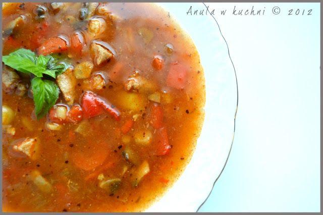 Anula w kuchni: Zupa gulaszowa
