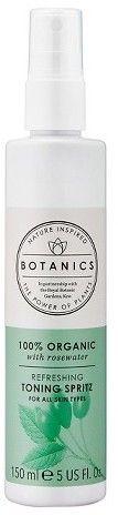 Botanics Organic Toning Spritz - 5oz