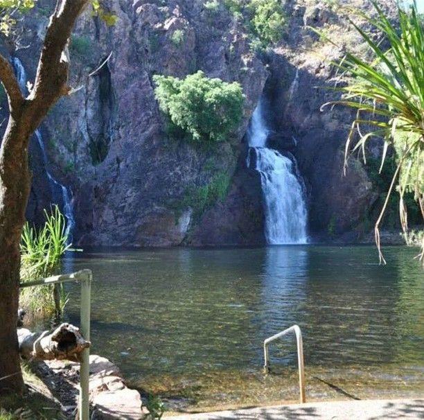 Wangi Falls, Litchfield Park, Australia - Fancy a dip in paradise?...