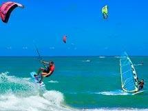 Kitesurfing en Fuerteventura