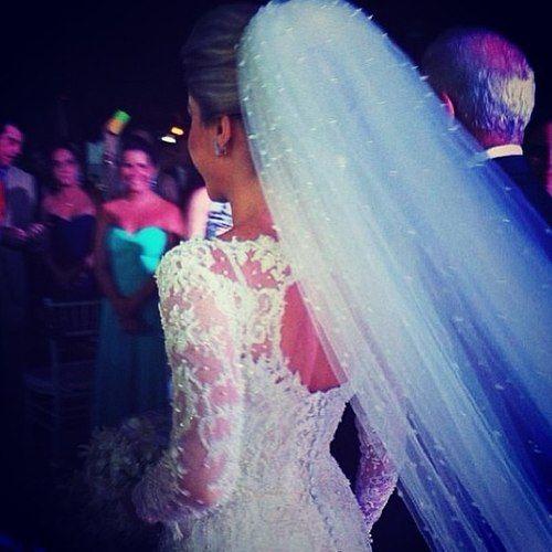 Amazing wedding veil - My wedding ideas