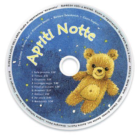 Il CD musicale è uno dei fantastici premi per i nostri sostenitori che è possibile prenotare su www.bookabook.it/projects/apriti-notte