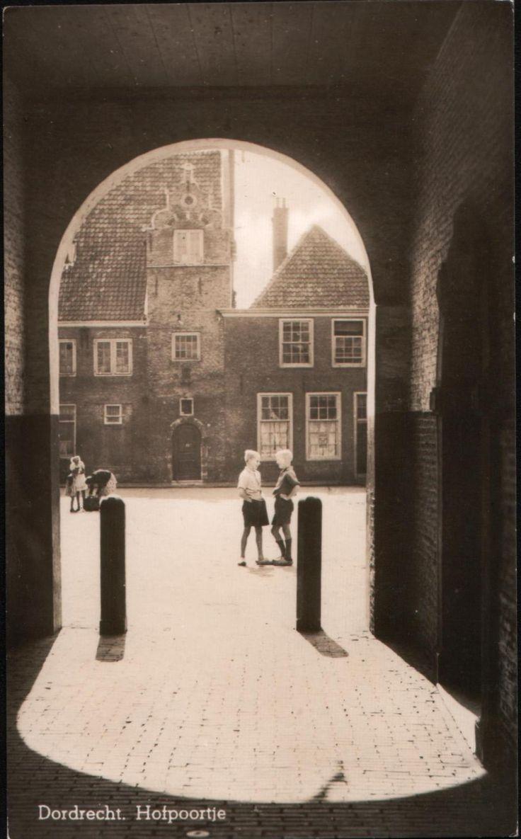 Dordrecht Hofpoortje